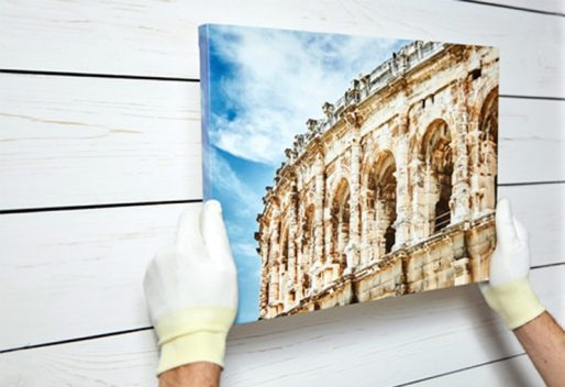 Canvas Printing and Stretching