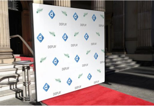 XpressPrint NJ Step and Repeat Backdrops