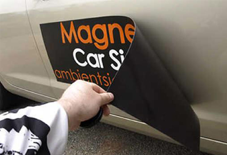 Magnetic Signage