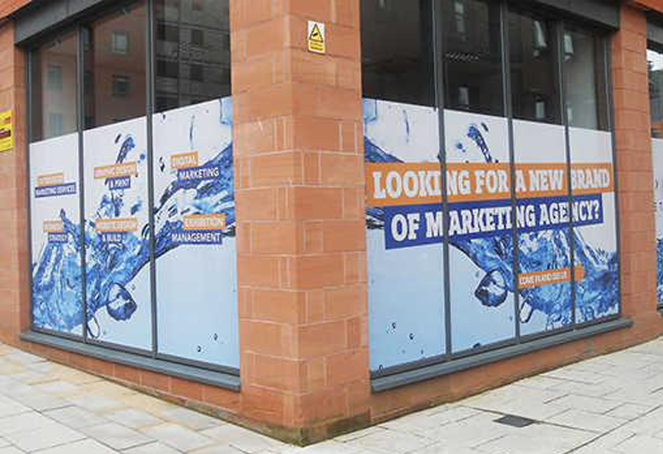 Window Graphics and Signs