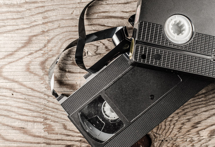 Tape to Video Transfer